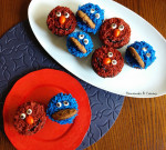 Let the party start with these cupcakes
