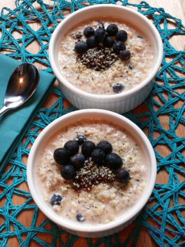 Start your morning with a bowl of B&B Breakfast