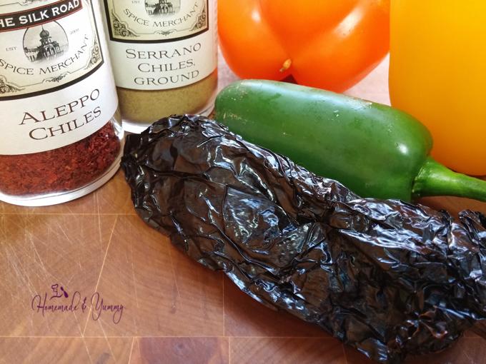 Extreme Pepper Chunky Chili