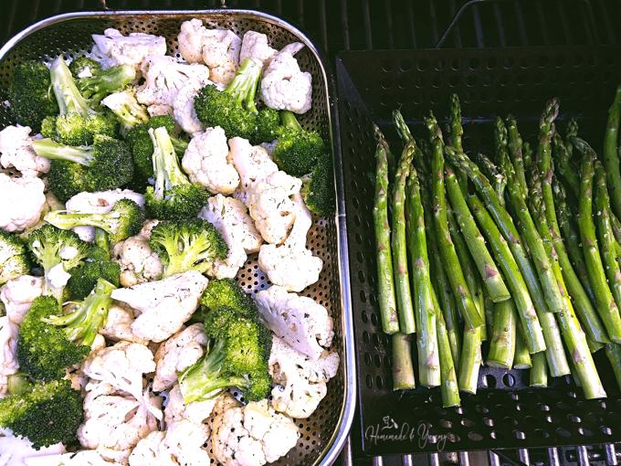 Grilled Veggies (cooking)