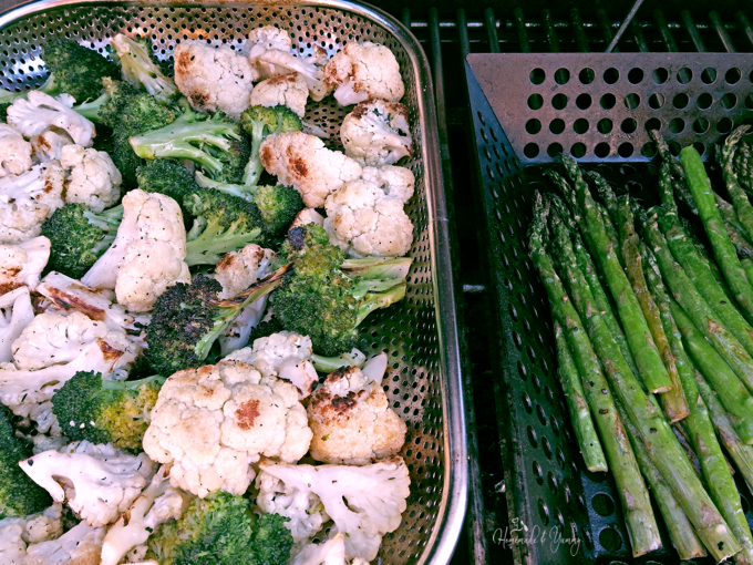 Grilled Veggies (done)