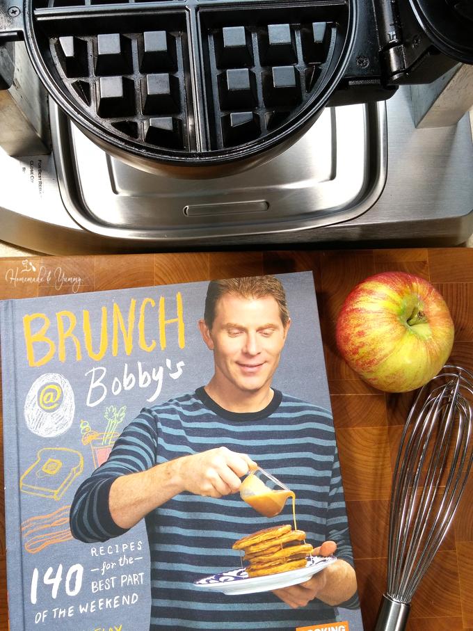 Image of Bobby Flay's cookbook Brunch @ Bobby's.