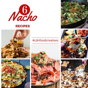 Craving Greek food but wanting nachos…Greek Nachos with Creamy Hummus is the perfect Greek/Mexican fusion…you get the best of both worlds in one fun dish.