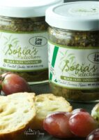 Sofia's Selection Tapenade is hand crafted in small batches. Low in salt, all natural and packed with robust savoury and spicy flavours.   homemadeandyummy.com