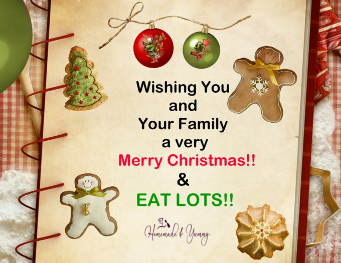 Chewy Gingerbread Chocolate Chip Cookies for Santa long pin image.