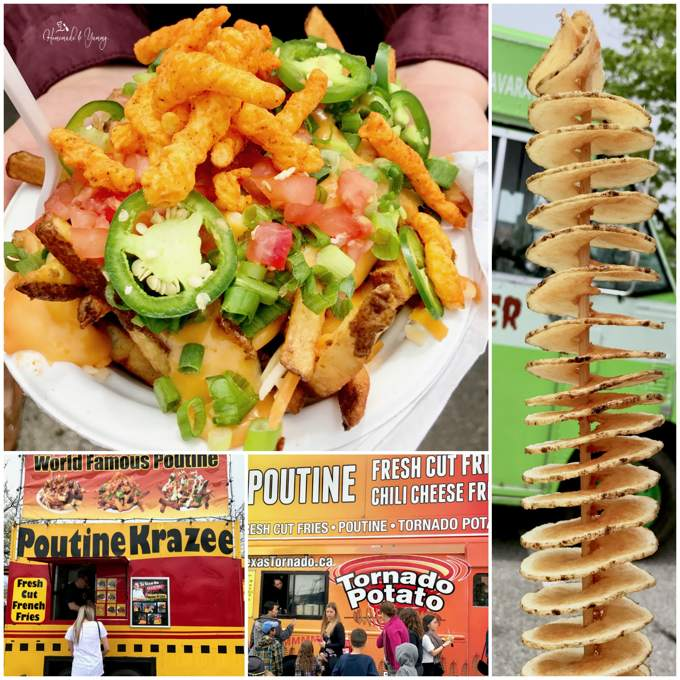 Food Truck Frenzy is a gourmet food truck event run by the Rotary Club of Whitby to raise money for local organizations/programs. Bring your stretchy pants.   homemadeandyummy.com