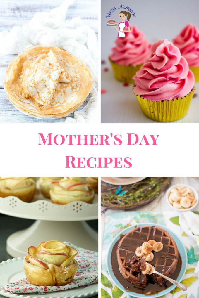 #FoodBlogGenius May Collaboration - Mother's Day