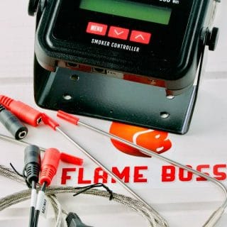 Flame Boss 300 WiFi Smoker Controller is Hubby's New Toy