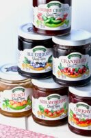 Herkner Farms Award Winning Fruit Drizzle Toppings | homemadeandhymmy.com