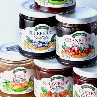 Herkner Farms Award Winning Fruit Drizzle Toppings Are Versatile & Delicious