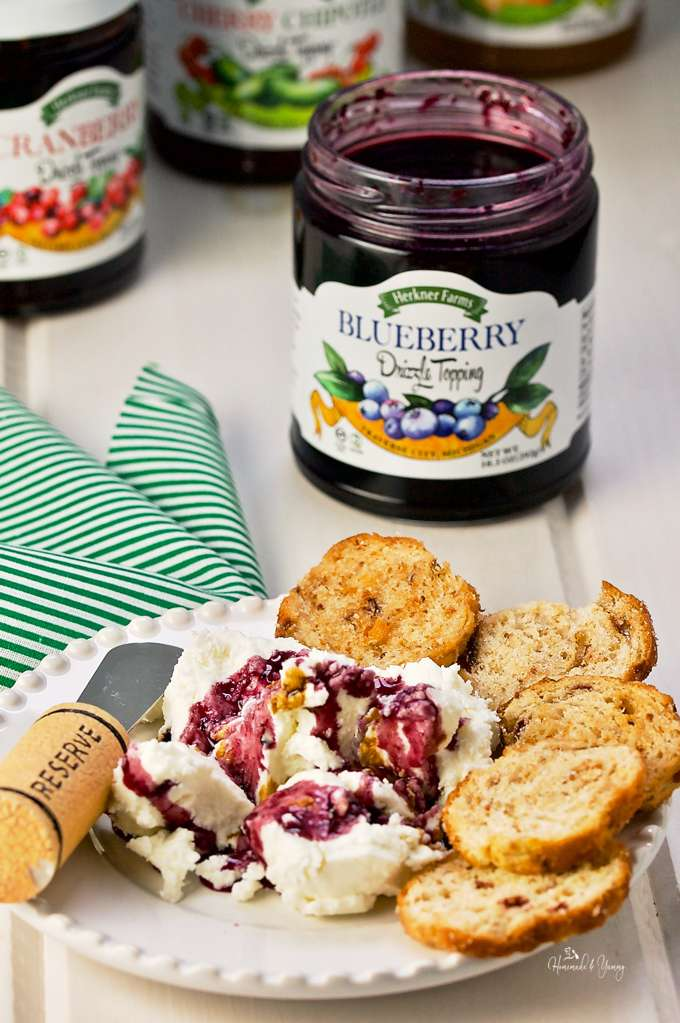 Herkner Farms Award Winning Fruit Drizzle Toppings   homemadeandhymmy.com