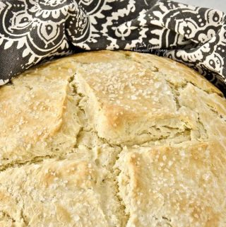 Irish Soda Bread Quick Easy Recipe