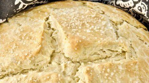Irish Soda Bread Quick Easy Recipe| Homemade & Yummy