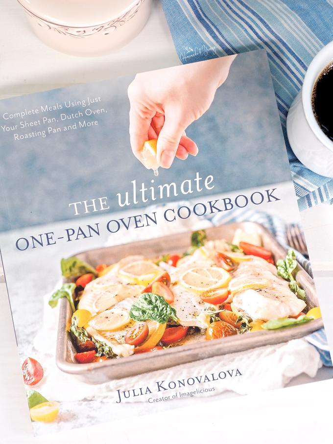 Cookbook that features Smoked Salmon Egg In A Hole recipe.