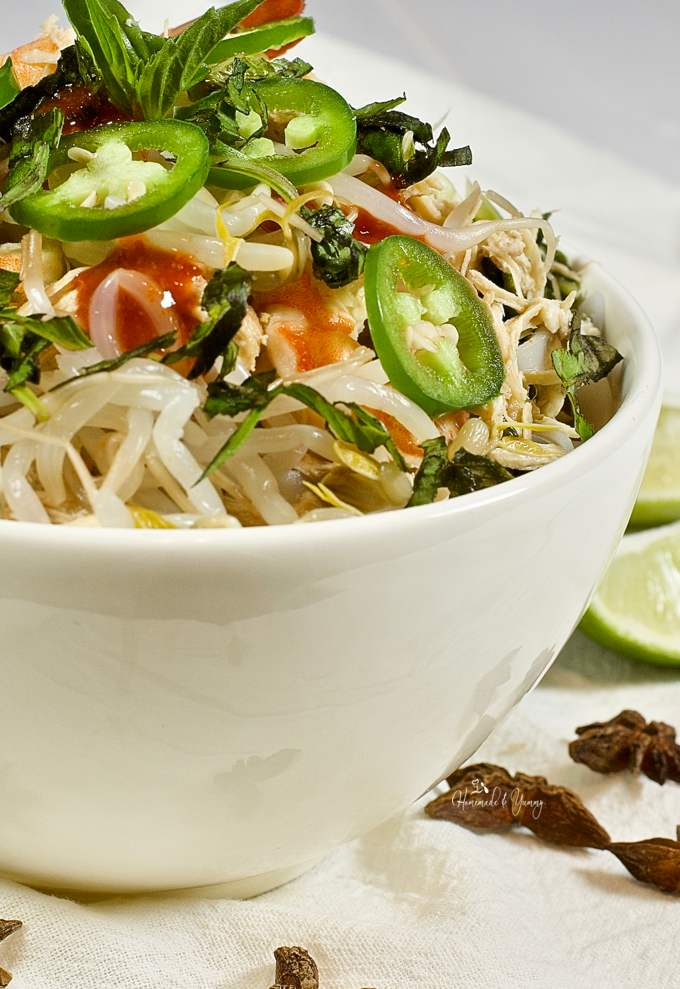 Simple Slow Cooker Pho