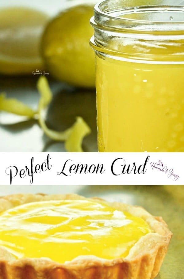 Perfect Lemon Curd Pin Image