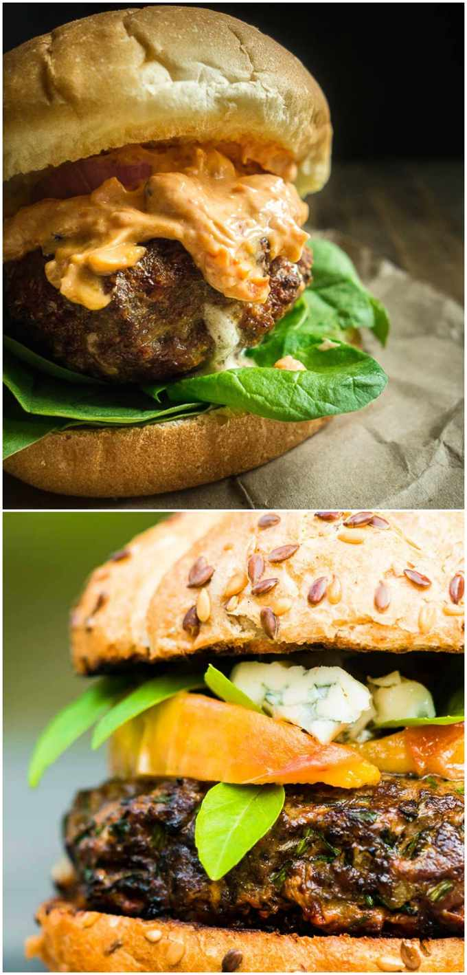 Wild Game Burgers for recipe roundup.