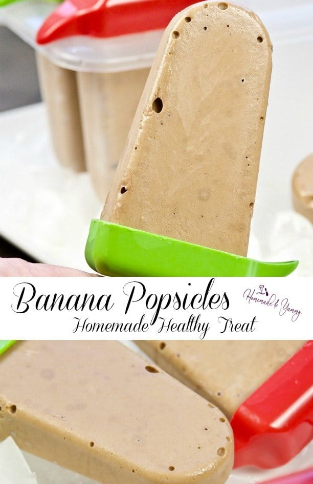 Banana Popsicles Pin Image