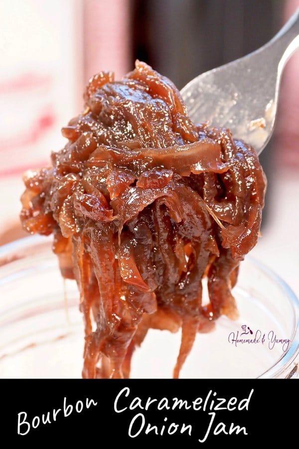 Bourbon Caramelized Onion Jam Pin Image 2