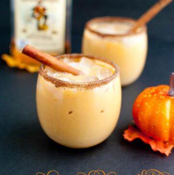 Pumpkin Horchata