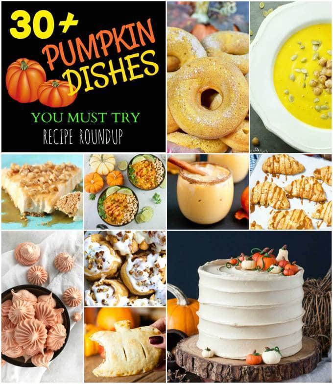 PUMPKIN Roundup Collage Post