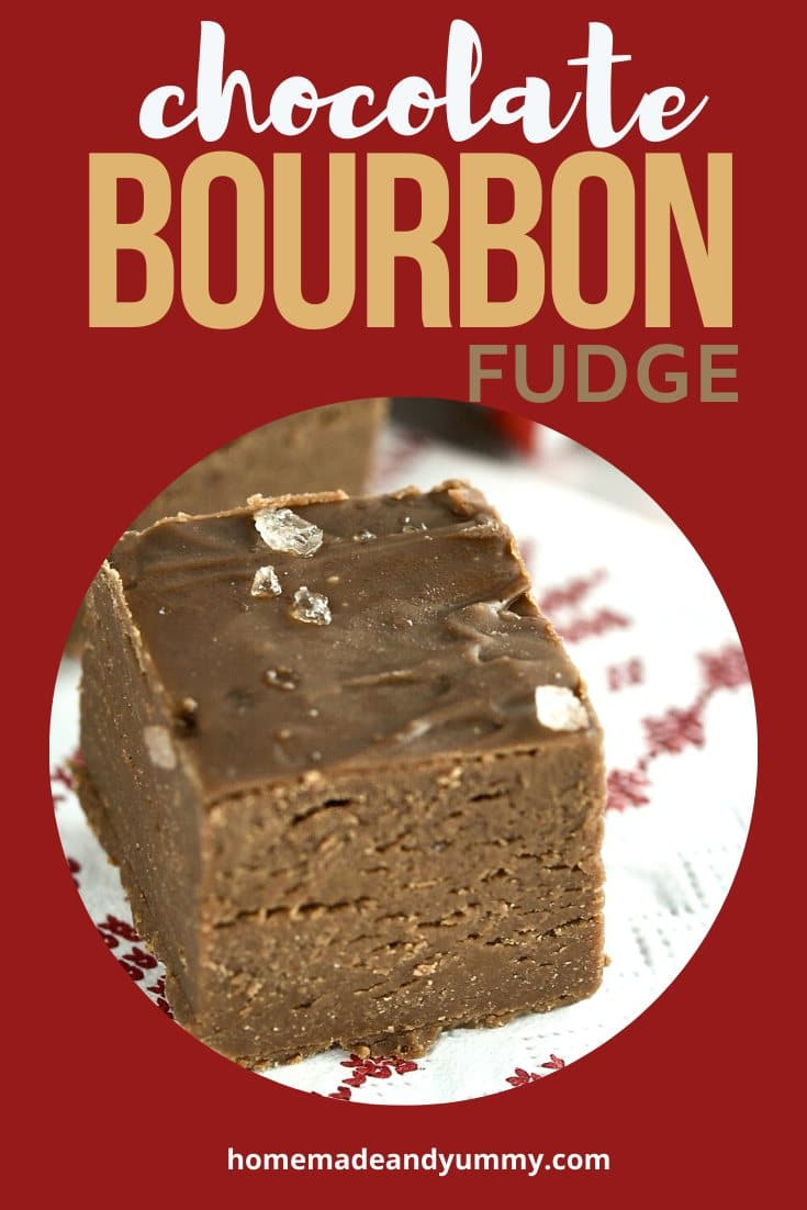 Chocolate Bourbon Fudge Pin Image