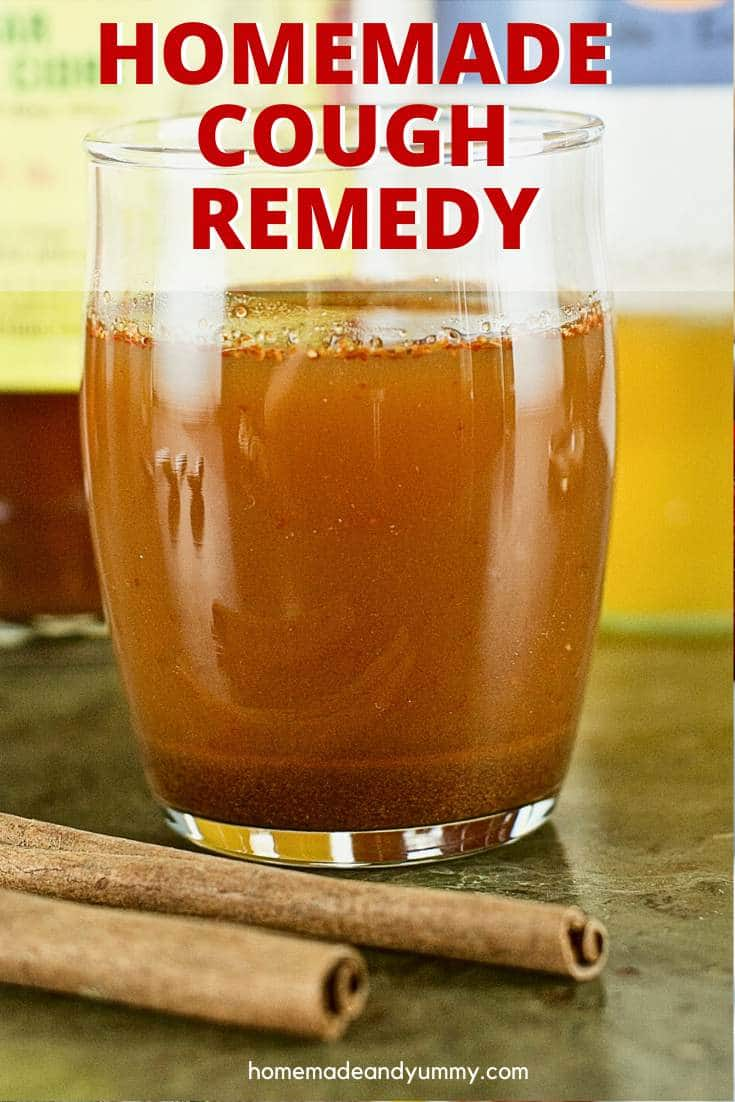 Homemade Cough Remedy Pin Image 2