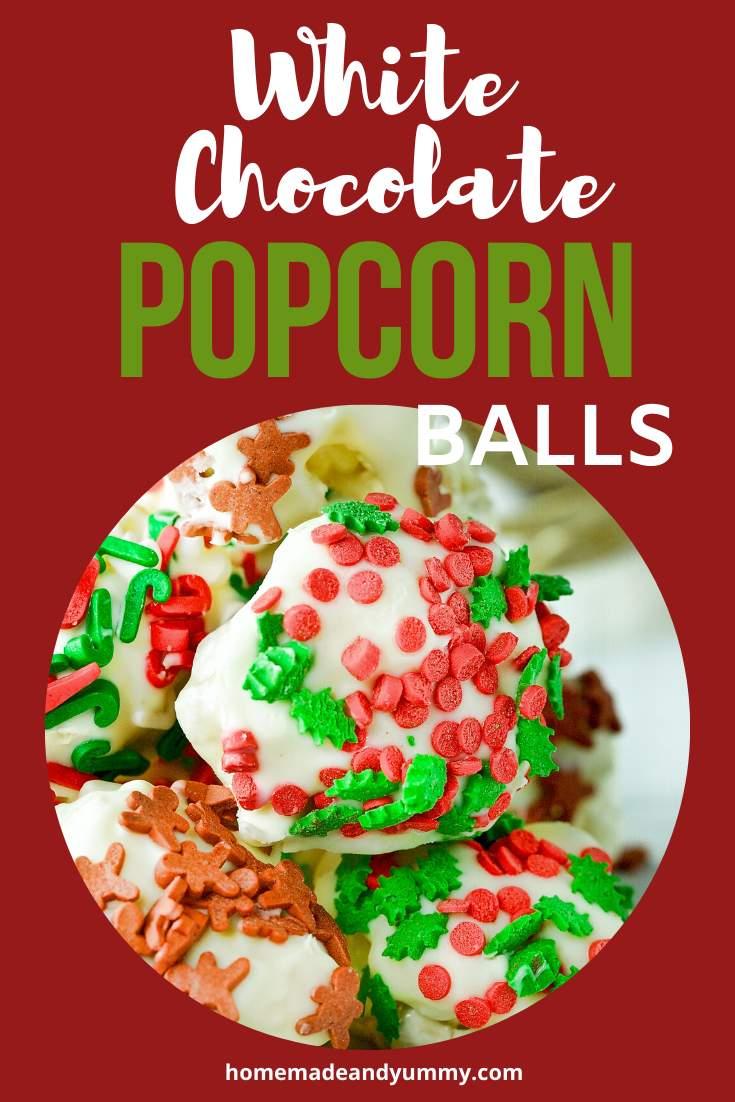 Popcorn Balls Pin Image 1