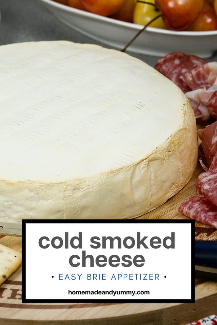 Cold Smoked Cheese Pin Image