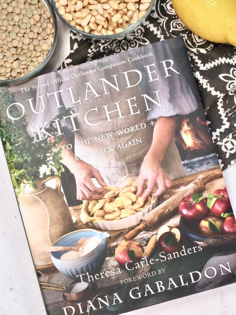 Picture of Outlander Kitchen cookbook