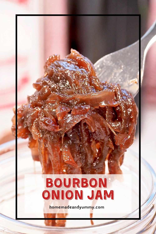 Bourbon Onion Jam Pin Image