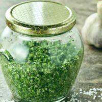 Fresh Herb Salt Featured Image