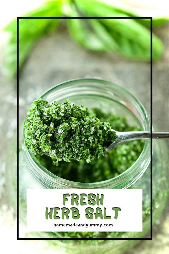 Fresh Herb Salt Pin Image