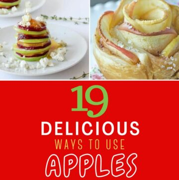 19 Delicious Ways To Use Apples Featured Image