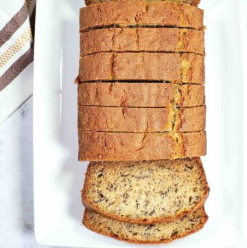 Banana Bread Featured Image