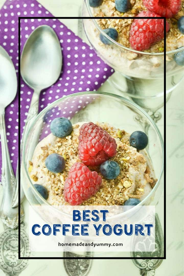 Coffee Yogurt Pin Image