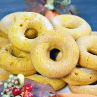 Baked Pumpkin Spice Donuts Featured Image