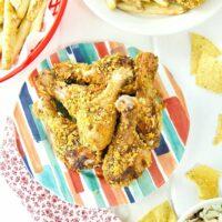 Crispy Chicken Drumsticks Featured Image