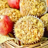 Fresh Apple Muffins Featured Image