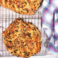 Olive Tomato Bread Featured Image