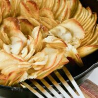 Cast Iron Skillet Potatoes Featured Image