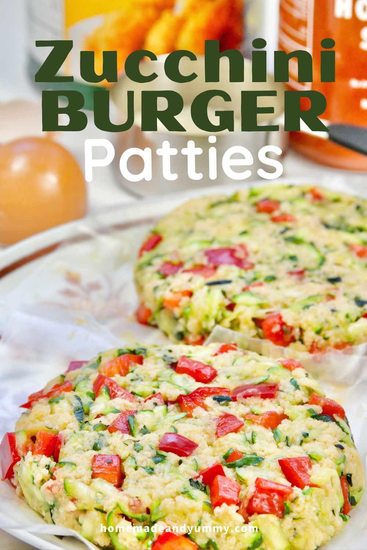 Zucchini Pattie Pin
