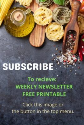 Subscribe image for sign ups.
