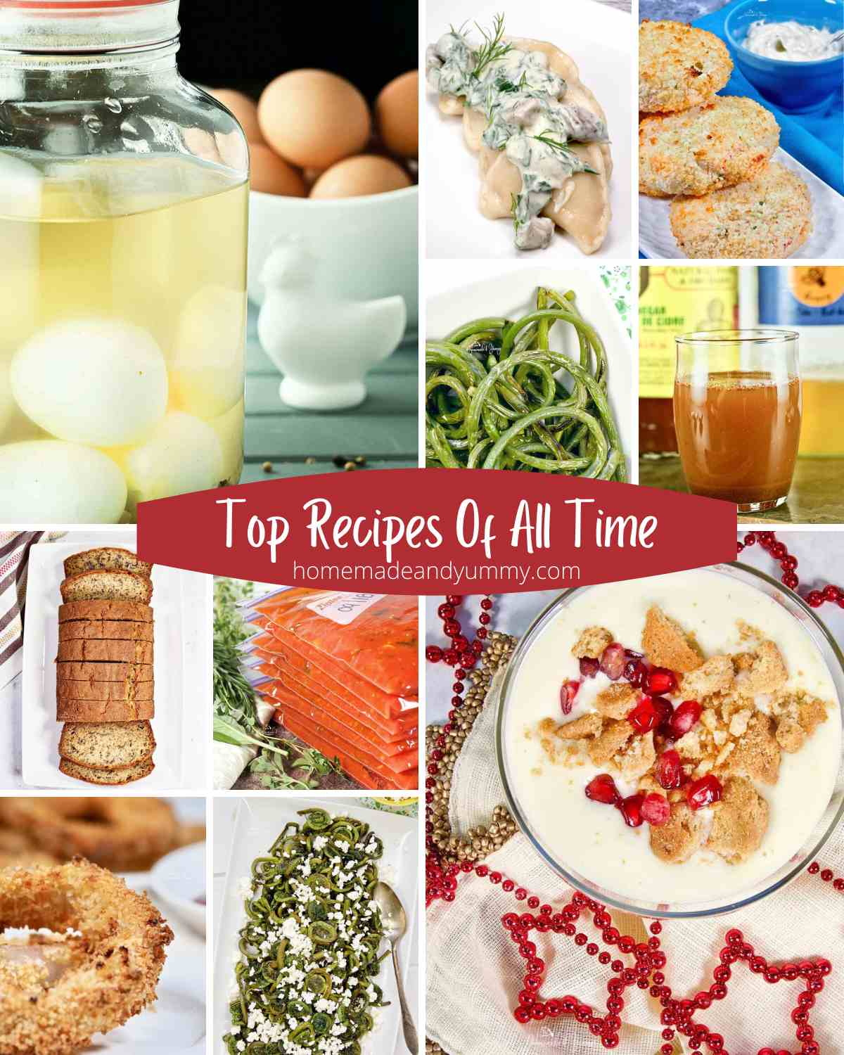 Top Recipes Of All Time
